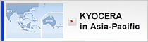 KYOCERA in Asia-Pacific