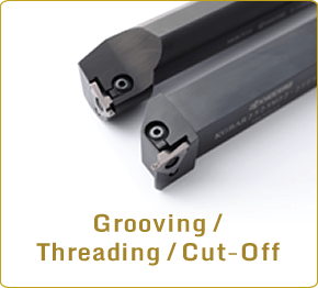 Grooving / Threading / Cut-Off