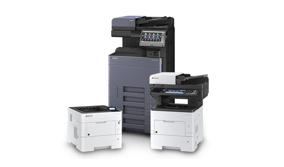 Document Imaging Equipment (KYOCERA Document Solutions)